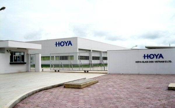Nhà máy HOYA GLASS DISK