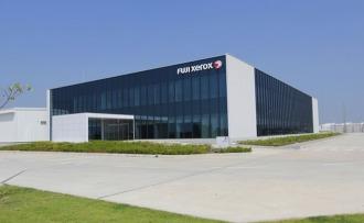 nhà máy Fuji Xerox Hải Phòng