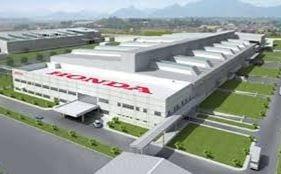 nhà máy Honda