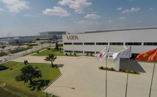 nhà máy Lixil